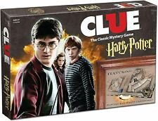 Harry Potter CLUE Board Game Brand New Sealed Game USAOPOLY
