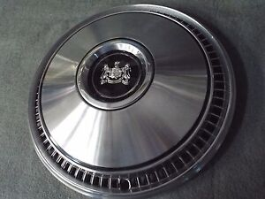 1 NOS Wheel Cover 1975 1976 1977 1978 Mercury Grand Marquis/Colony Park 75 76-78