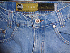 "MENS VTG USA 70's  LEVI'S SILVERTAB ""LEAN"" STUDENT FIT JEANS 28X30"