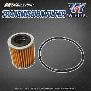 Wesfil Transmission Filter for Nissan Dualis J10 Elgrand E52 1.6 2.0 2.5
