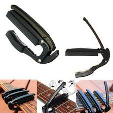 Quick Release Trigger Capo Clamp Metal for Acoustic Electric Guitar Ukulele