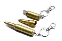Patrone Gold als USB Stick mit 32 GB Speicher / USB Speicherstick Flash Drive