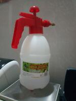 Pulverizador a presion de 1 litros para jardin tratamientos plagas plantas