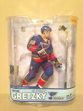 Mcfarlane Nhl (ONE) Legend Wayne Gretzky Oilers,Rangers,Kings,St.louis,Figures