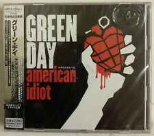 Green Day American Idiot + Live Tokyo 2CD Japon 2005