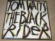 TOM WAITS - BLACK RIDER - NEW LP RECORD
