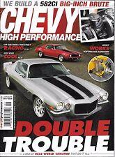 Chevy High Performance Auto Magazine Camaro Street Racing Performance Suspension