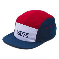 VANS - DAVIS 5 Panel Camper Hat (NEW) Adjustable MENS 5-PANEL CAP Free Shipping!