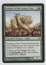 2005 Magic: The Gathering - Betrayers Kamigawa 131 Kodama of the Center Tree 0a1