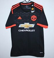 Manchester United England third shirt 15/16 #10 Adidas BNWT Size - S