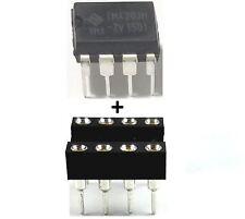 5PCS THX Micro Electronics THX203H -7V + Sockets Power Management PWM DIP-8 IC