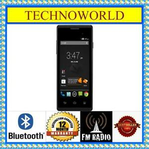 """UNLOCKED BOOST INDY ZTE B816◉3G◉4""""ANDROID◉WIFI HOTSPOT◉2MP◉1GHz◉BLUETOOTH◉GPS"""