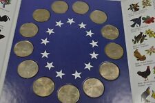 Commemorative State Quarters Of the Thirteen Colonies Collectio Coins CO-19
