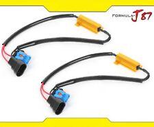 Wire HID Resistor Canceler Error Decoder 9006 HB4 Head Light Bulb Flicker Lamp