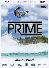 PRIME DVD Blu Ray Combo Wakeboard Wakeskate Movie Water Sports Extreme Sports