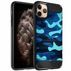"Case For [iPhone 11 Pro (5.8"")][Flex TPU Fiber SET5] Matte Heavy Duty"