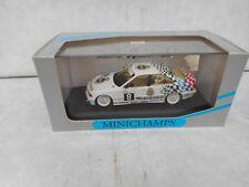 MINICHAMPS BMW 318i E36 - ADAC TW CUP 1994 - BURGSTALLER WARSTEINER 1:43 - NMIB