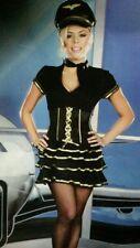 Sexy lady's flight attendant/attendants girl women costume/halloween