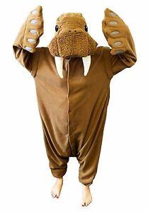 SAZAC Walrus Kigurumi - Adult Costume from USA