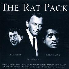FRANK SINATRA Dean Martin Sammy Davis Jr. RAT PACK