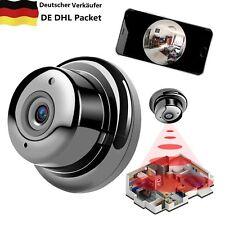 720P Mini IP WIFI Kamera Indoor Camera Wireless P2P WLAN Netzwerk IR Nachtsicht