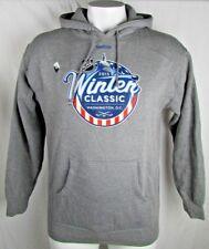 Washington DC NHL Winter Classic Men's Gray Hoodie