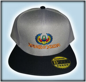 House Of Kolor Embroidered Snap-Back Cap