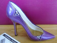 Just The Right Shoe - Timeless Purple Radiance, Go Collect exclusive limited ed
