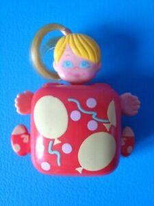 SWEET SECRETS dolci segreti GALOOB 1986 bambola scatolina doll pupazzo toy