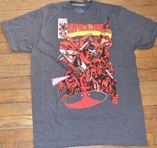 Deadpool Kills Deadpool T-Shirt Men's Size Medium Officially License Graphic Tee