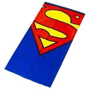 DC Comics Superman Neck & Face Gaiter PPE  Accessory