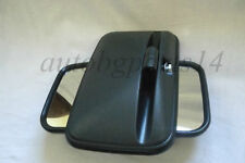 """Set of 2x Universal Side Wing E marked Mirrors fit Truck Bus Lorry 14"""" x 7"""""""