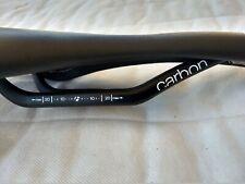 Bontrager Affinity Carbon rail RXL saddle 138mm
