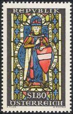Austria 1964 SAN LEOPOLDO / stained glass / arte / Chiesa / persone IV (at1051a)