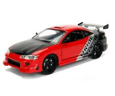 1/24 Jada 1995 Mitsubishi Eclipse JDM Tuners Diecast Model Car RED 99105