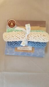 Baby Boys Shower Gift Set 3 Cotton Towels And Carter's Baby Brag Book