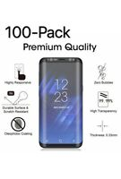 100x Case Friendly Tempered Glass Screen Protector Samsung Galaxy S8 / S8 Plus