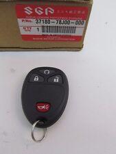 2007-2009 Suzuki XL-7 OEM Keyless FOB Entry Button 37180-78J00-000