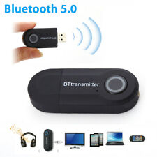 Wireless Bluetooth 5.0 Transmitter For TV Phone PC Stereo Audio Music Adapter