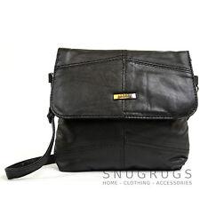 Ladies Soft Nappa Leather Shoulder / Cross Body / Clutch Bag / Purse