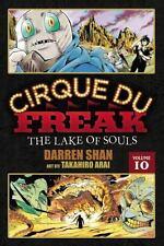 CIRQUE DU FREAK  Manga: The Lake of Souls 10 by Darren Shan (2005) NEW HC FR