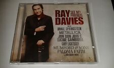 ray davies see my friends cd with bruce springsteen paloma faith metallica