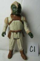 Vintage Loose 1983 Stars Wars: Return Of The Jedi Klaatu Skiff Guard Figure