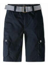 Levi's Boys Westwood Cotton Cargo Black Shorts - 10 REG W25 - NWT - MSRP$42.00