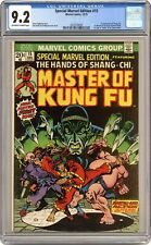 Special Marvel Edition #15 CGC 9.2 1973 2023270003 1st app. Shang Chi