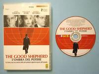 DVD Film Ita Thriller THE GOOD SHEPHERD angelina jolie ex nolo no vhs cd lp (T6)