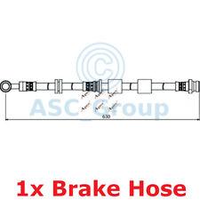 Apec BRAKING 630mm Scheibe Bremssattel Flexibel Gummischlauch Hos3909