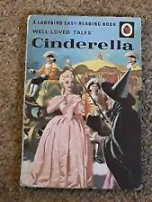 VINTAGE LADYBIRD BOOK  WLT  CINDERELLA  606D