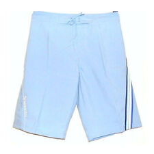 Swimming Shorts Males Track Junior Light Blue Sports Speedo Fitted 32""