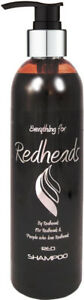 Everything for Redheads Red Colour Magnifying Shampoo AMAZING COLOUR DEPOSITING